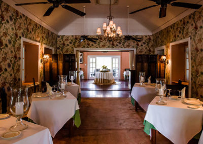 Gourmet Dining at Nisbet Plantation Great House 2-WIDE