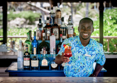 Every Hour Is Cocktail Hour at Nisbet Plantation Beach Resort and Hotel On Nevis