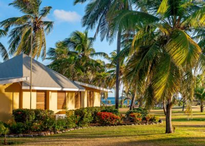Nevis Cottages with Ocean Views at Nisbet Plantation Beach Club